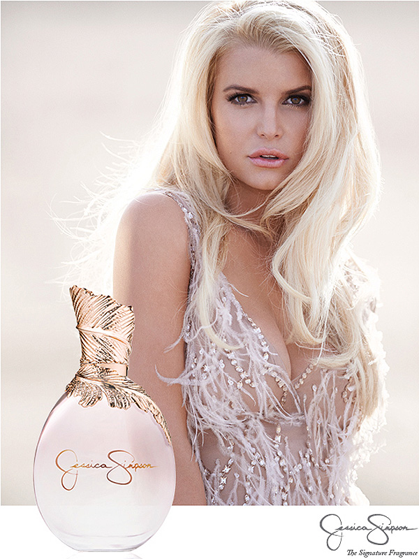 Jessica Simpson fragrance