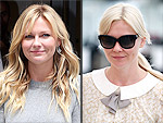 Kirsten Dunst Goes Platinum Blonde: PHOTO