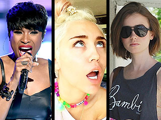 Miley and Karlie Change Color, Lily Goes Short & Lupita Can Braid: Hair News You Need Now