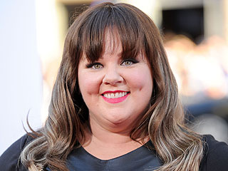 Find Out How Melissa McCarthy's Hairstylist Convinced Her to Get Bangs