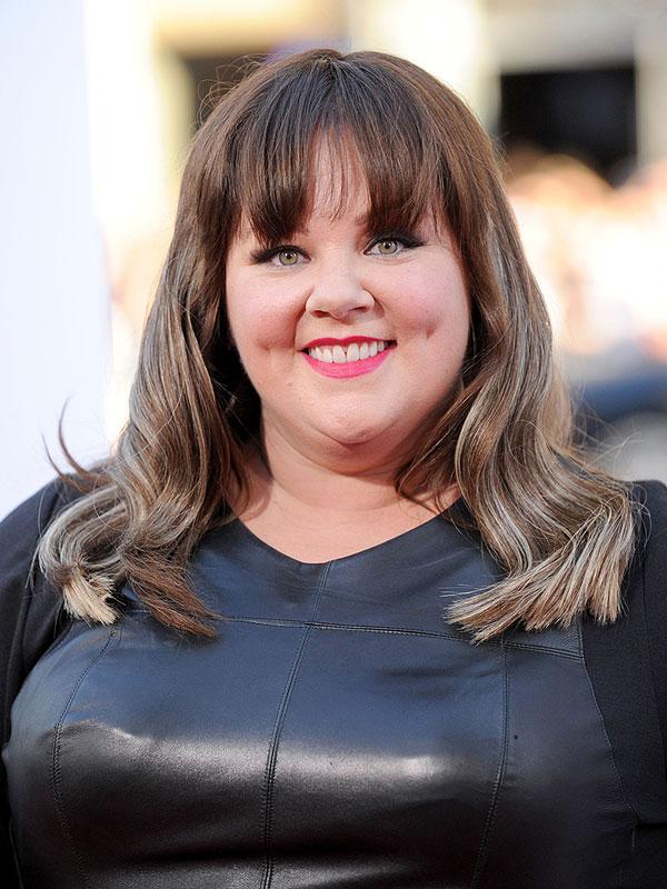 Melissa McCarthy Bangs