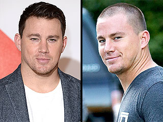 Channing Tatum Shaves His Head (Really, Any Excuse for Channing Tatum Pics on a Friday)
