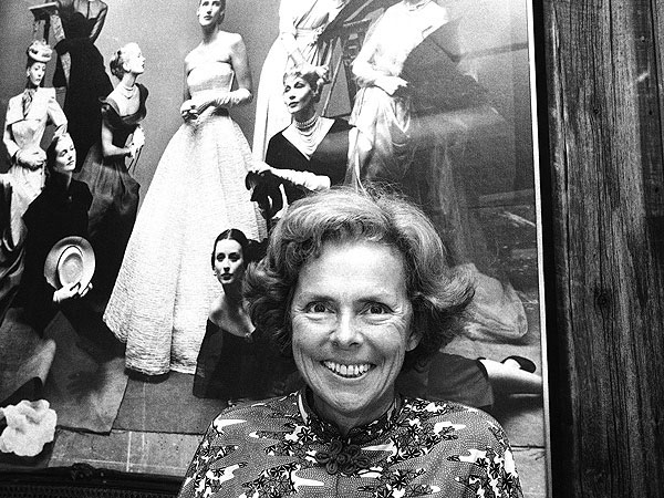 Eileen Ford death