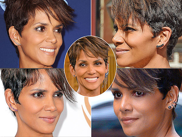 Halle Berry earrings