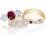 See Jessica Simpson's Wedding Band, Earrings and More!