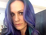 So Long, Sookie! Anna Paquin Dyes Her Hair 'Mermaid' Purple and Blue