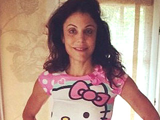 Judge to Bethenny Frankel: Stop Wearing Your Daughter's Pajamas