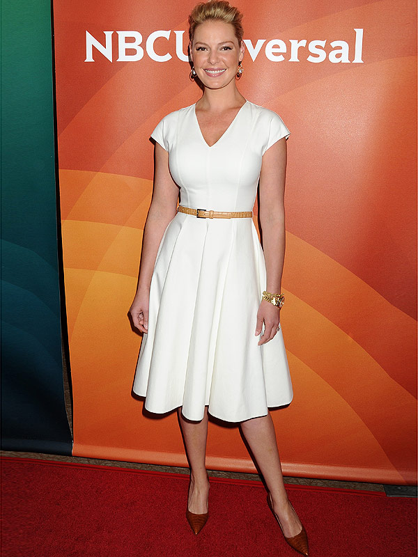 Katherine Heigl best dressed