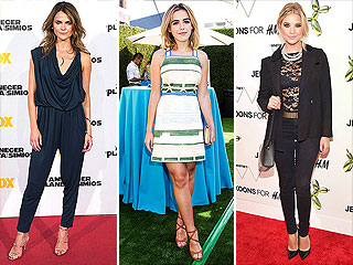 Editors' Picks: See Our Favorite (and Least Favorite) Star Outfits of the Week