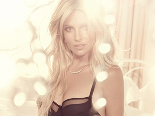 Britney Spears Launches Lingerie Line: See the First Photo