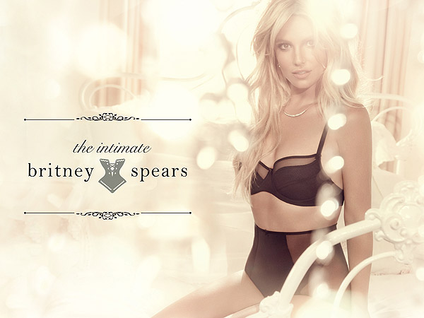 Britney Spears Intimates Line