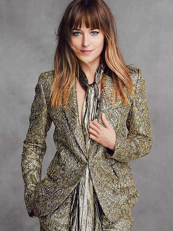 Dakota Johnson 50 Shades vogue