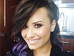 Demi Lovato Gets a Mini-Mullet, Chrissy Teigen Rocks a Bob: Your Tuesday Star Hair Updates