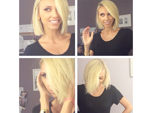 Giuliana Rancic Blonde Hair