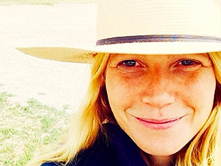 Gwyneth Paltrow Posts Makeup-Free Selfie in Montana | Gwyneth Paltrow