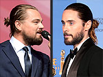 The Best Man Bun Moments of All Time, Courtesy of Leo, Jared, David & More! | Leonardo DiCaprio