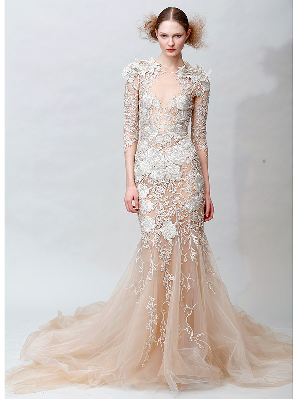 Behati Prinsloo wedding dress inspiration
