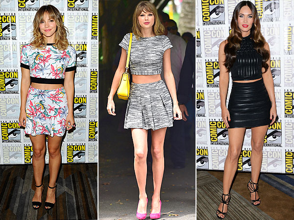 flowy dresses, sheer tops, red carpet trends