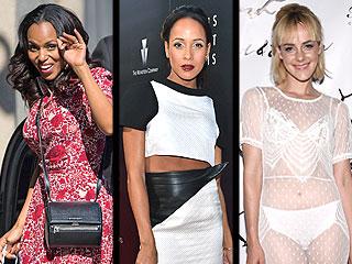 The Week's Buzziest Looks: Flirty Ensembles & a Major 'Huh?!' Moment