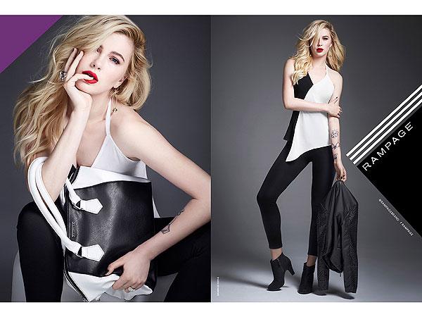 Ireland Baldwin model