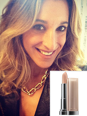 Andrea Lavinthal Truffle Tease Maybelline lipstick