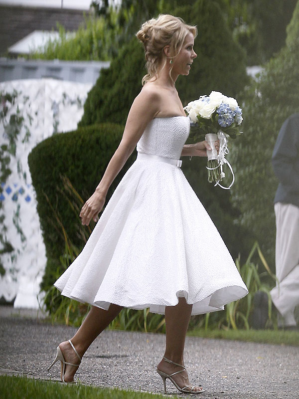 Cheryl Hines Wedding Dress
