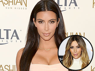 Blonde or Brunette? Kim Kardashian Reveals Which Hair Color Kanye Likes Best