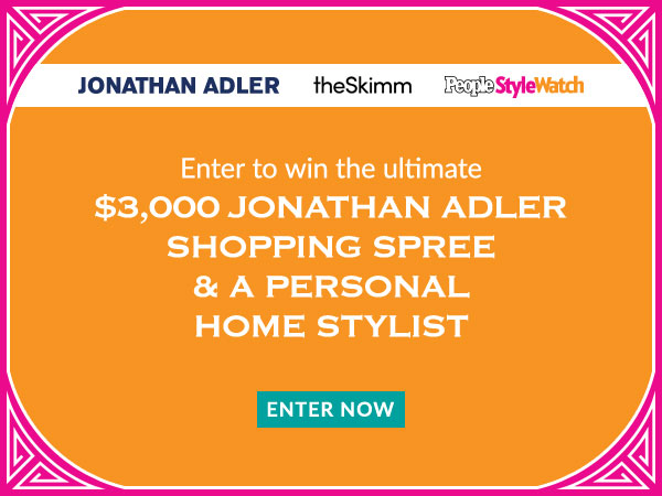 Jonathan Adler, PEOPLE StyleWatch Sweepstakes