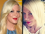 Tori Spelling Cuts Her Own Hair (and Maria Menounos Goes Shorter, Too!) | Tori Spelling