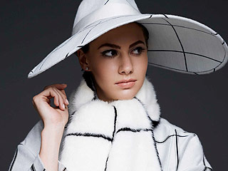 Audrey Hepburn's Granddaughter Covers Harper's Bazaar – See the Striking Pics