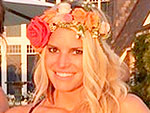 Jessica Simpson's New Swimsuit Photo Is Crazy Hot (It Involves a Flower Crown)