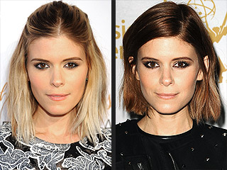 Kate Mara's Back to Red, Rose McGowan Goes Short: Hair News Not to Miss | Kate Mara