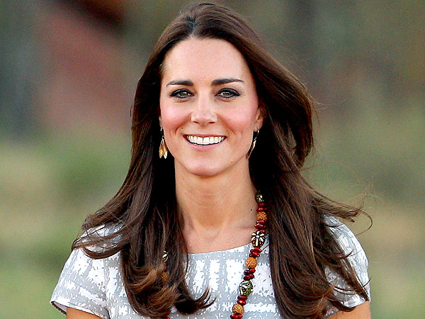 Kate Middleton goes shopping