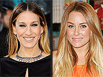 PHOTOS: SJP and Lauren Conrad Give Us Bridesmaid Dress Envy (For Real!)