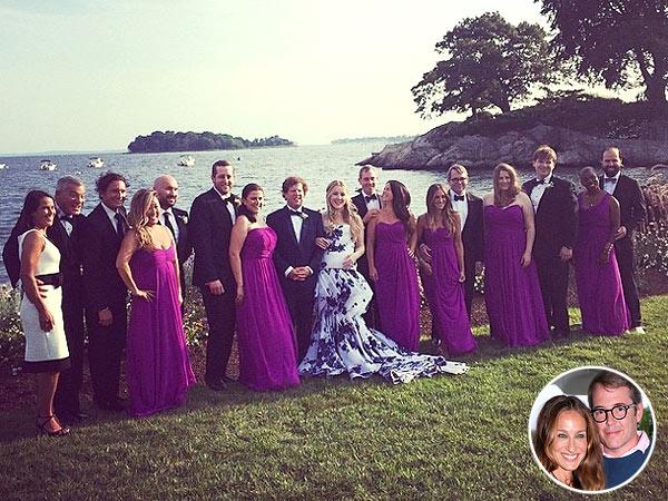 Sarah Jessica Parker Bridesmaid