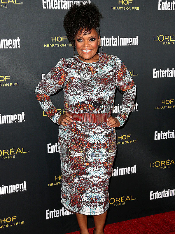 Yvette Nicole Brown Entertainment Weekly Pre-Emmy Party