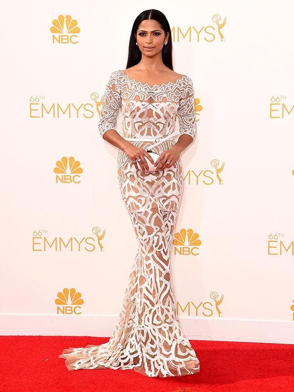 Camila Alves Emmys 2014