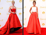 Who Topped Your Emmys Best Dressed List? Style Editors Pick Their Faves | January Jones