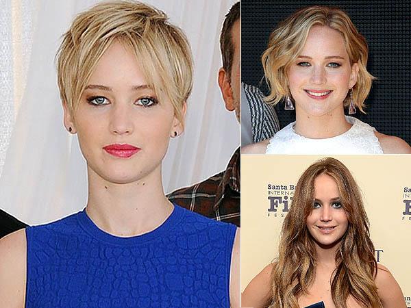 Jennifer Lawrence hair poll