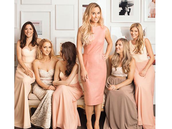 Lauren Conrad bridesmaid dresses