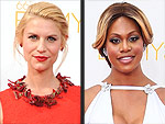 Crazy for Carats? Check Out the Most Memorable Emmys Jewelry! | Christina Hendricks, Claire Danes, Laverne Cox
