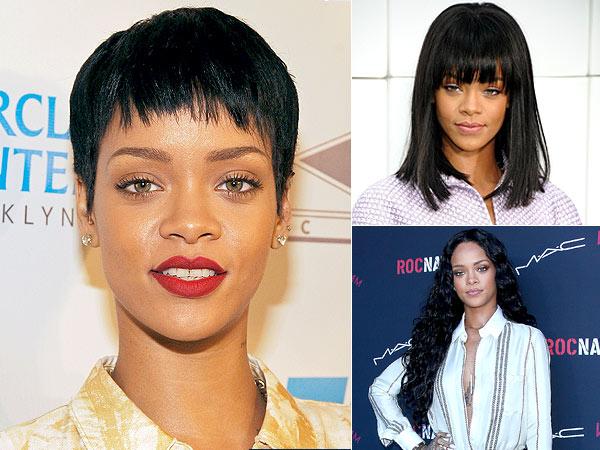 Rihanna hair poll