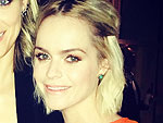 From Golden Gowns to Goofing Off: Check Out Taryn Manning's Emmys Photo Diary