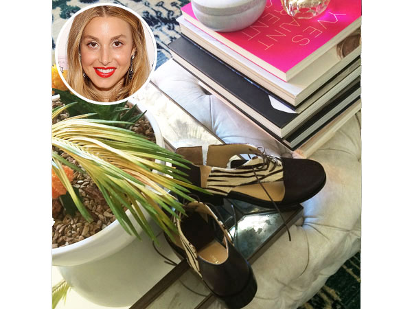 Whitney Port Project Shoe