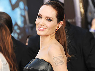 Angelina and Brad's Wedding Rings Were Two Years in the Making