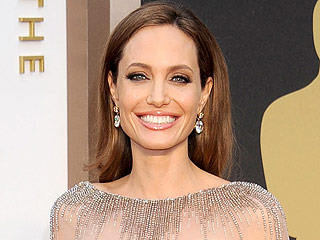 Angelina Jolie's Wedding Gown: See Atelier Versace's Gorgeous Sketch! | Angelina Jolie