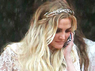 Ashlee Simpson's Wedding Looks Included a Pantsuit! (Plus, Jessica's Bridesmaid Style)