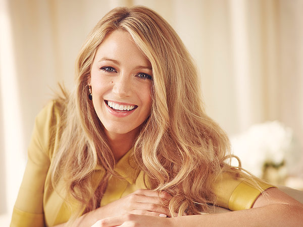 Blake Lively Gucci ads