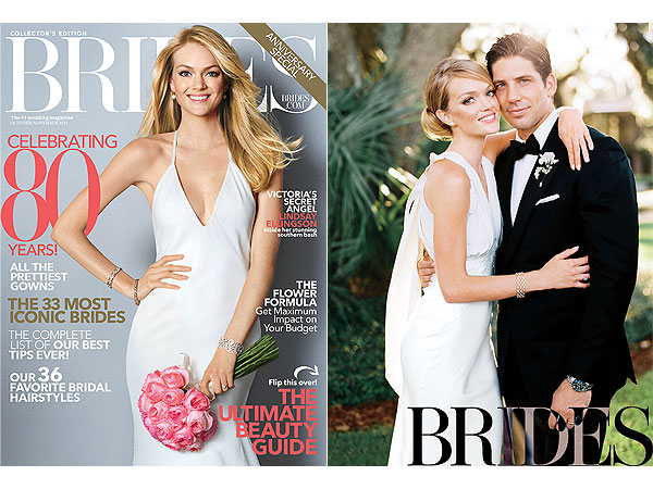 Lindsay Ellingson wedding photos