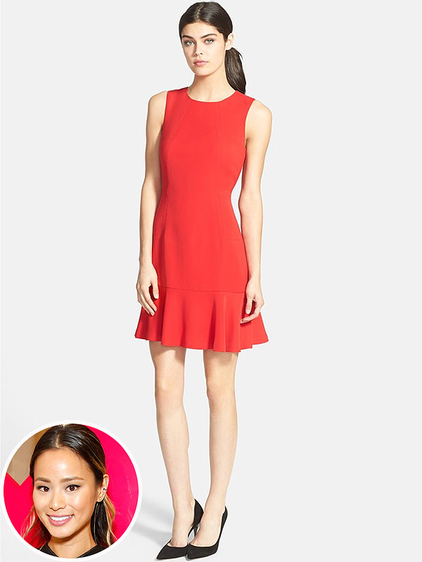 red state dress